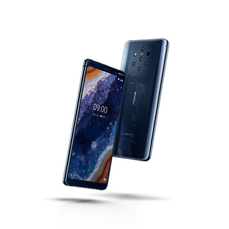 Large HMD Beholder Emotional1 HighRes android 9 pie ROW SS 20181129
